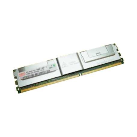 Hynix HYMP151F72CP8D5-Y5 AC 4GB PC2-5300 Quad-Rank Fully Buffered DIMM-module