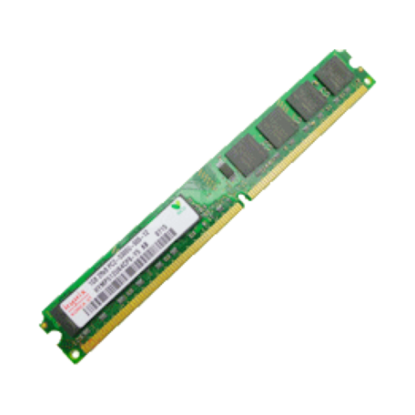 Hynix HYMP12564CP8-S6 DDR-II 1GB/800 PC2-6400 CL6 1.8V geheugen