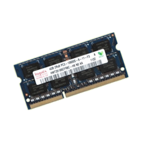 Hynix HMT351U7BFR8C 4GB SO-DIMM 16-chip (DDR3 1333MHz, PC3-10600, CL9)