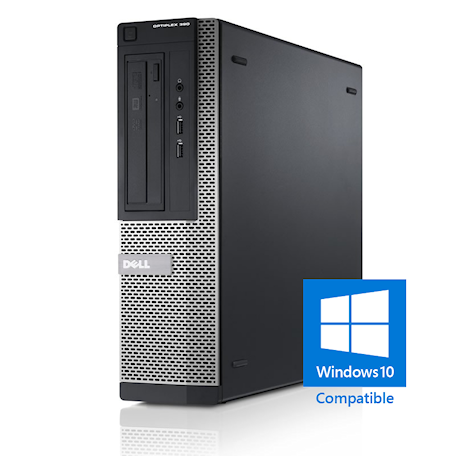Dell Optiplex 390 DT G630 2.7GHz 2GB/250GB/DVDRW Gbit/10x USB2.0/7HP
