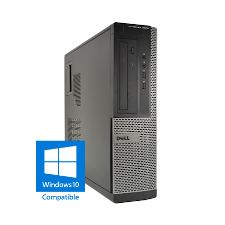 Dell Optiplex 3010 DT G645 2.9GHz 4GB/250GB/DVDRW Gbit/10x USB2.0/7HP
