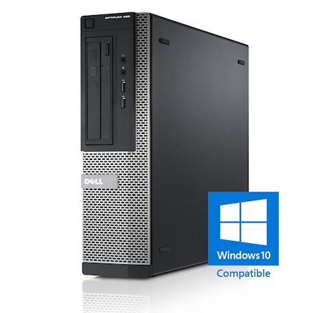 Dell Optiplex 790 DT Core i5-2500 3.3GHz, 4GB DDR3/128GB SSD, Gigabit, 8x USB2.0, Win 10 Home