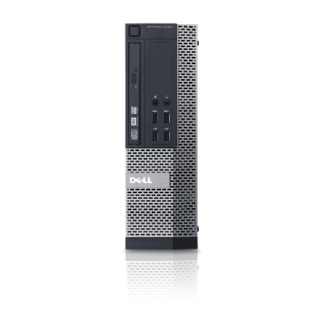Dell Optiplex 9020 SFF Core i5-4590 3.3GHz, 16GB RAM/256GB SSD, DVD, USB3.0, Win 10 Pro