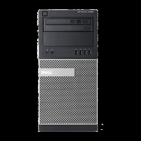 Dell Optiplex 9020 MT Core i7-4770 3.4GHz, 8GB RAM/240GB SSD, DVDRW, Radeon HD8570 1GB, Win 10 Pro