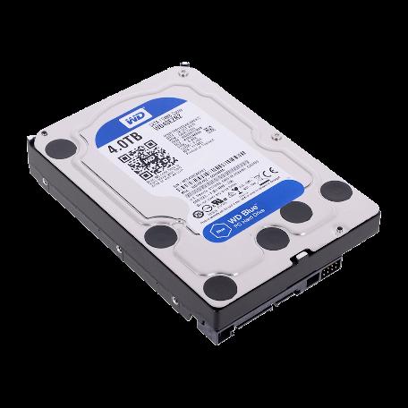 Western Digital Blue WD40EZRZ Desktop HDD 4TB (SATA3 6Gb/s, 5400 RPM. 64MB cache)