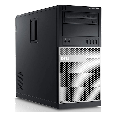 Dell Optiplex 990 MT Core-i5 3.3GHz 4GB/320GB/DVDRW Gbit/10x USB2.0/W7P