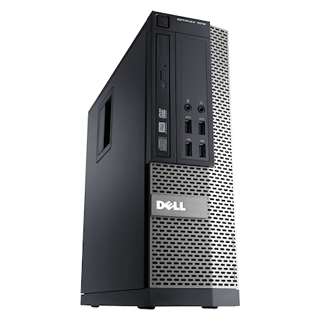 Dell Optiplex 7010 SFF G645 2.9GHz 4GB/250GB/DVDRW Gb/4xUSB3.0/HD6450/W7P
