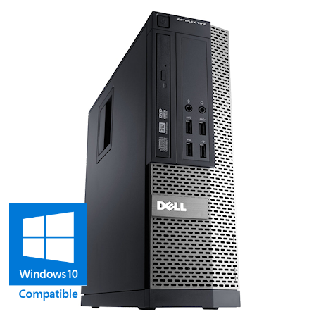 Dell Optiplex 7010 SFF G640 2.8GHz 4GB/250GB/DVDRW Gb/4xUSB3.0/HD6450/W7P