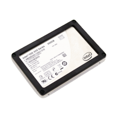 Intel SSDSA2CW080G3 Solid-State Drive 320 Series (80GB, 2.5