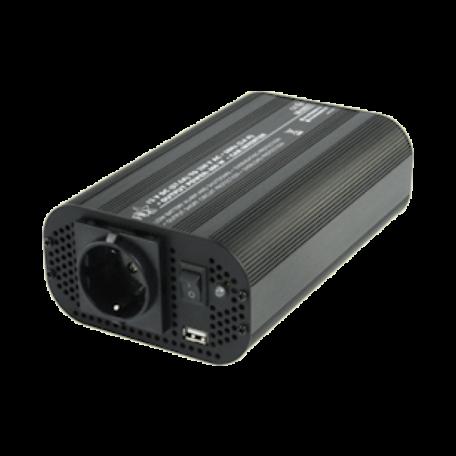 HQ HQ-INV400WU-12 DC 12V naar AC Power Inverter 400W met USB-uitgang
