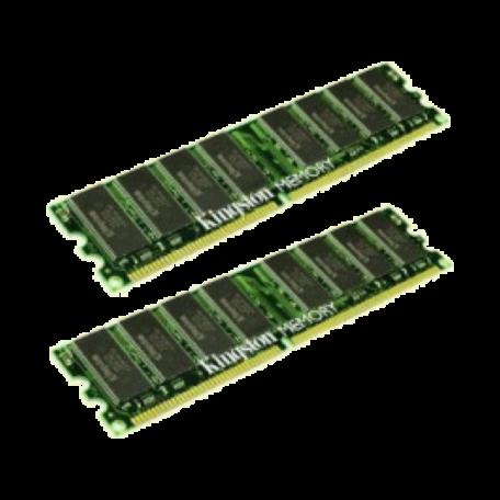 Kingston KFJ-E600/1G 1GB DDR-geheugenkit (2x 512MB, DDR-400, PC3200U)