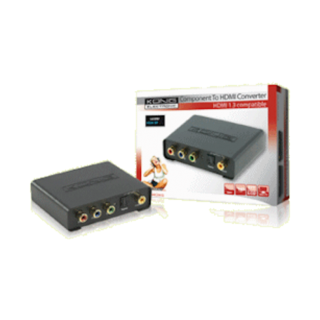 König KN-HDMICON10 Component naar HDMI converter (maximaal 1080p)
