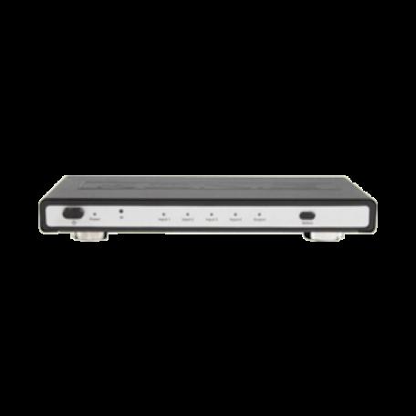 König KN-HDMISW20 4-poorts HDMI switch met afstandsbediening
