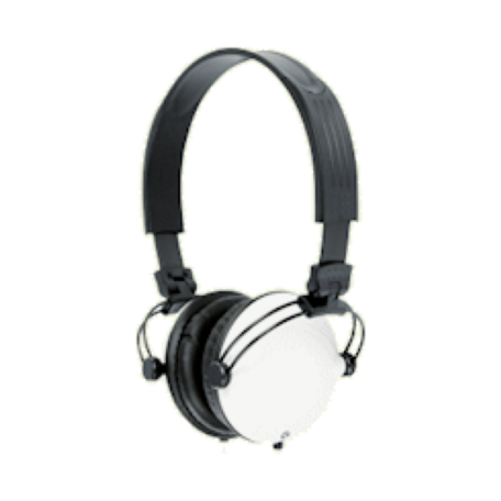 KNG KNG-5060 Stylo - Ego Boost On-Ear headset (Ice Wit)