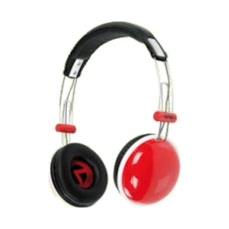 KNG KNG-5100 Rooki - Innocent Sinner On-Ear headset (Rood)