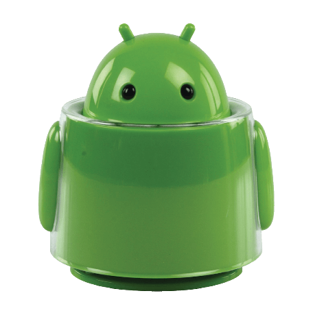 KNG KNG-FSP4 Portable 20W speaker (oplaadbaar via USB, groen)