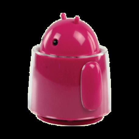 KNG KNG-FSP5 Portable 20W speaker (oplaadbaar via USB, roze)