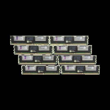 Kingston KTH-XW667/64G 64GB (8x8GB) 2Rx4 PC2-5300F Fully-Buffered DIMMkit