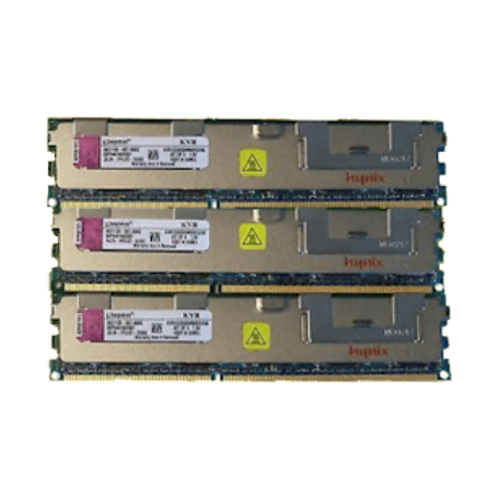 Kingston KVR1333D3D4R9SK3/24G 24GB DDR3-1333 PC3-10600 2Rx4 RDIMM KIT
