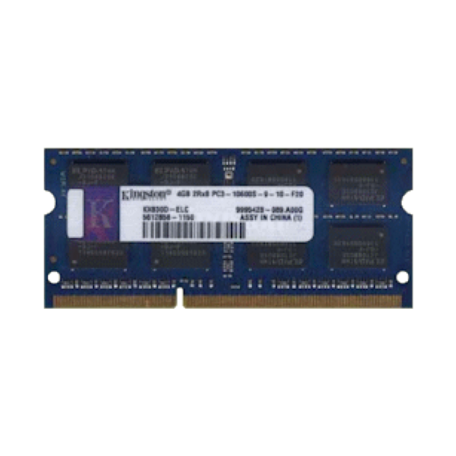 Kingston KX830D-ELC 4GB SO-DIMM 16-chip (DDR3 1333MHz, PC3-10600, CL9)
