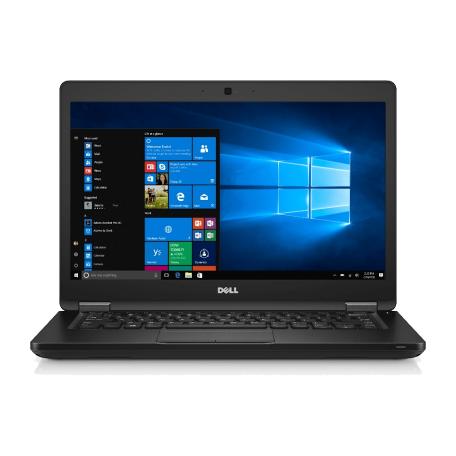 Dell Latitude 5480 i5-7300U, 16GB DDR4/512GB SSD, 14 inch Full-HD, ac-WiFi+BT, Webcam, Win 10 Pro