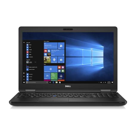 Dell Latitude 5580 Core i5-7440HQ, 16GB DDR4/1TB NVMe SSD, 15.6