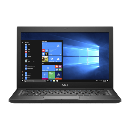 Dell Latitude 7280 Core i5-6300U, 16GB DDR4/256GB SSD, ac-WiFi+BT, 12.5 inch HD, Webcam, Win 10 Pro