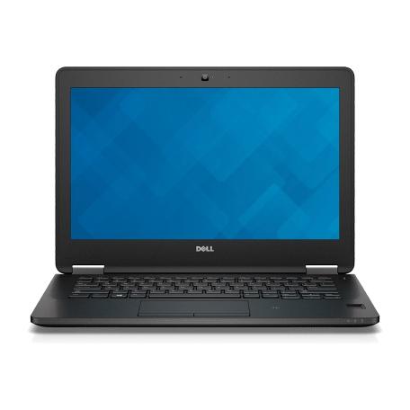 Dell Latitude E7270 Core i7-6600U, 8GB DDR4/256GB SSD, 12.5 inch Full-HD, Webcam, ac-WiFi, Win10 Pro