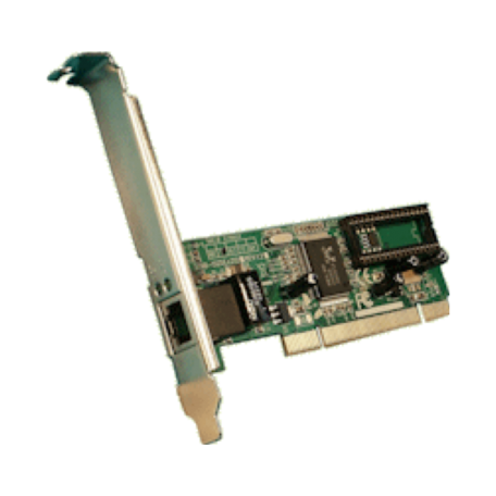 Longshine LCS-8037TXR2 10/100/1000Mbit PCI 32-bits Gigabit-NIC