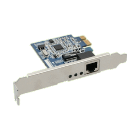 Longshine LCS-8337TXR 10/100/1000Mbit PCI Express x1 Gigabit-NIC