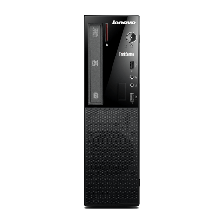 Lenovo ThinkCentre E73 SFF Core i5-4430S 2.7GHz, 8GB RAM/256GB SSD, DVDRW, Gb LAN, USB3.0, Win10 Pro