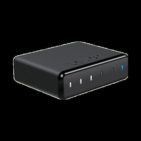 Lexar LRWDD256CRBEU Externe 256GB USB3.0 Workflow Professional SSD