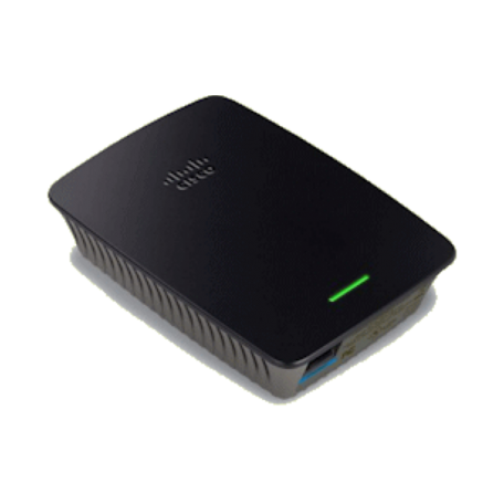 Linksys RE2000 Wireless-N Range Extender N300 Dual Band