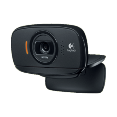 Logitech C525 USB HD-webcam (1280x720 HD, microfoon)