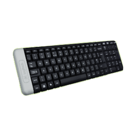 Logitech 920-003347 Wireless Keyboard K230 (USB, supercompact)