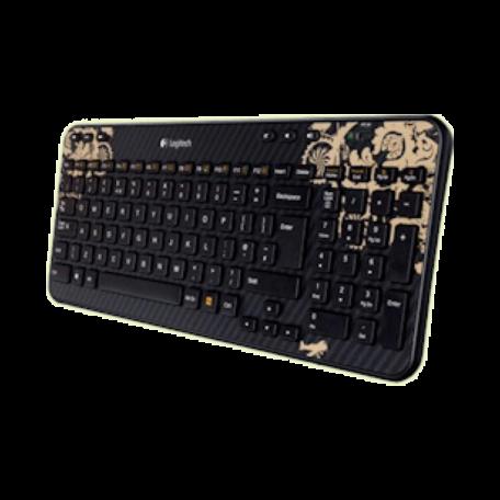 Logitech 920-003275 Wireless Keyboard K360 'Victorian Wallpaper' (USB)