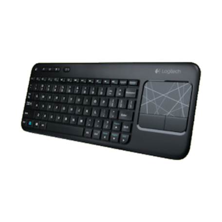 Logitech 920-003117 k400 Wireless Touch Keyboard (USB/Draadloos)