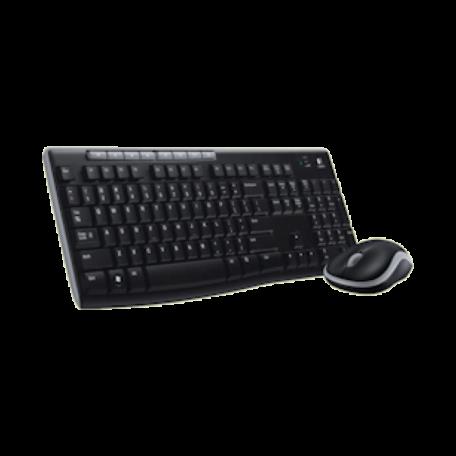 Logitech 920-004509 Wireless Desktop mk270 (USB/Optisch/Draadloos)