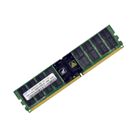 Samsung M395T5750CZD-CD50 2GB PC2-4200F Dual-Rank Fully Buffered DIMM-module