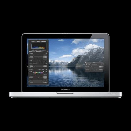 Apple MacBook Pro 7,1 13 inch Core2Duo 2.4GHz, 8GB RAM/250GB SSD, 1280x800, GT320M, OS High Sierra