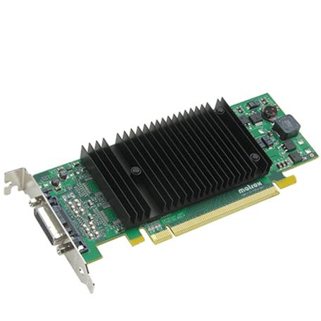 Matrox P69-MDDE256LAUF Millenium P690 Plus Dual-Head (PCIe x16 LP, 256MB)