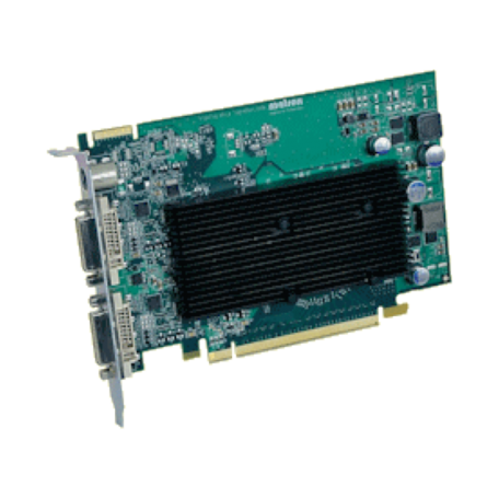 Matrox M9120 Dual-Head PCI-e x16 (512MB, 2xDVI-I DL, 2048x1536)
