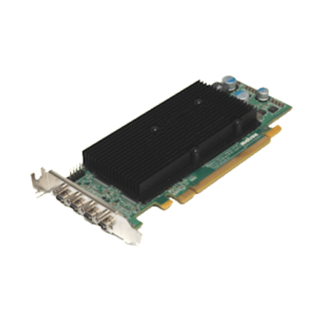 Matrox M9148 Quad-Head PCI-e LP DisplayPort (1GB, 2560x1600)