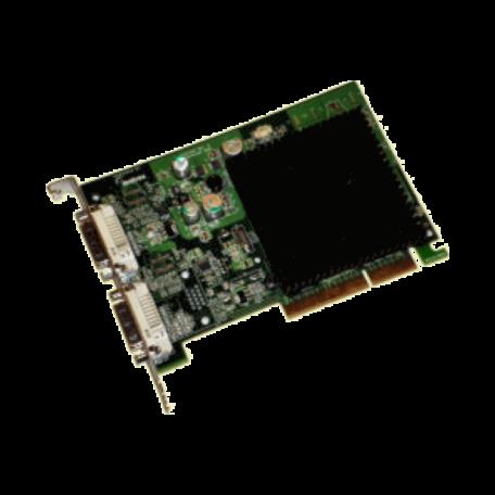 Matrox MGI RAD-2MP-A0 Dual-Head DVI 128MB AGP + verloopstekkers