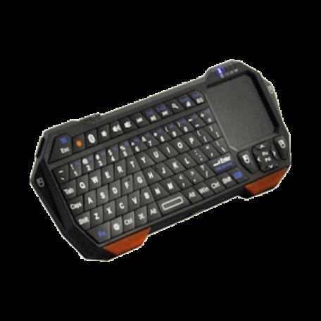 OEM MINI-BT-KB-TP Mini Bluetooth keyboard met touchpad & Li-Ion accu