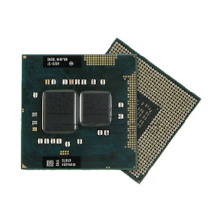 Intel SLBTS Core i5-560M (2.66GHz, 3MB Sm.Cache, 3.2GHz Turbo)