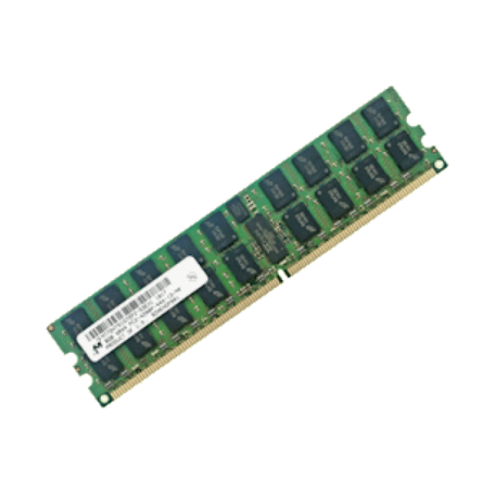 Micron MT72HTS1G72PZ-53EH1 8GB DDR2 PC2-4200P Quad-Rank DIMM-module
