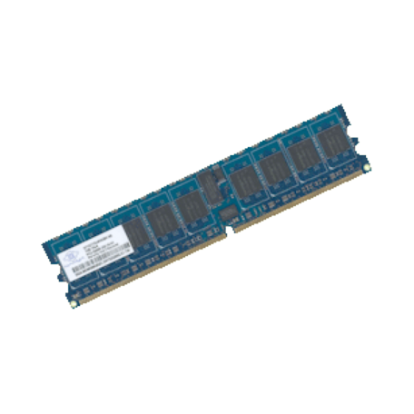 Nanya NT1GT72U4PA0BV-5A 1GB DDR2 PC2-3200R Single-Rank DIMM-module