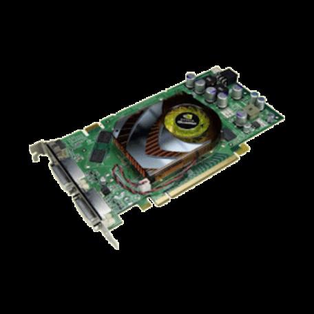 Nvidia Quadro FX 1500 PCI-Express (256MB 256-bit DDR3, 2x DVI-I, stereo)