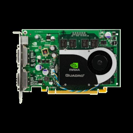 Nvidia Quadro FX1700 PCI-Express (512MB 256bit GDDR3, 2x DVI-I, stereo)
